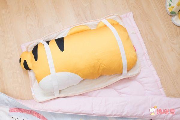日系平價居家涼感好物❤ 涼感蓋毯/枕頭墊