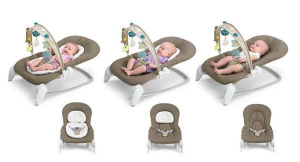 Hooplà可攜式安撫搖椅 x Pocket Relax安撫搖椅