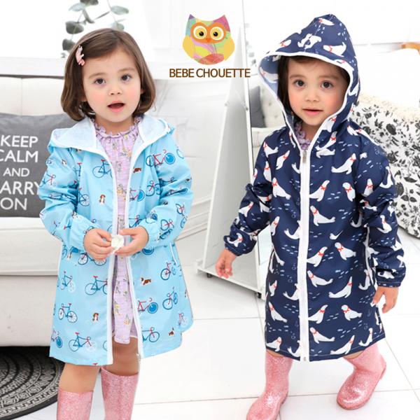 正韓兒童防風雨衣|突如其來的大雨、陰雨綿綿都不怕!