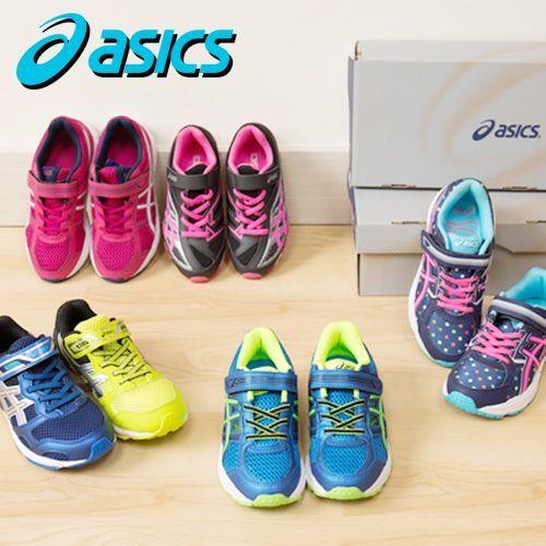 日本ASICS 亞瑟士運動鞋►專為國小生設計,耐穿透氣不悶熱
