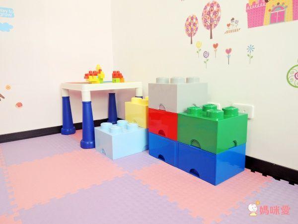 丹麥 Room Copenhagen LEGO樂高收納箱 / 收納抽屜