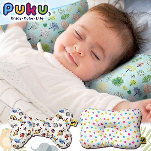 【PUKU 藍色企鵝】 LoDo 樂豆枕系列、Breeze 透氣雲朵枕、防蚊睡墊