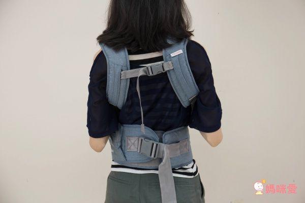 韓國 POGNAE NO.5+ 極輕全方位機能背巾