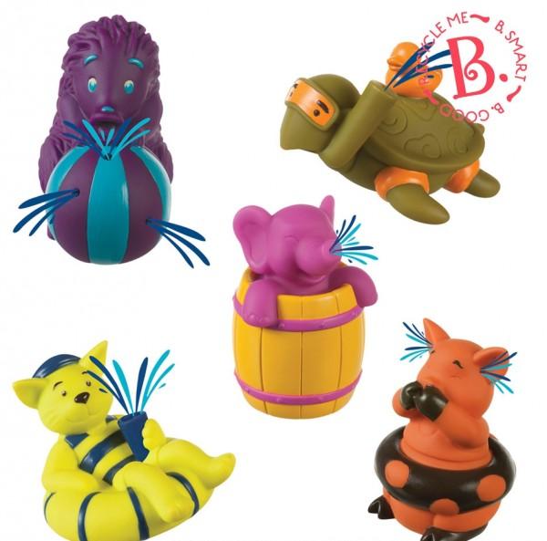 《美國B.Toys》玩沙玩具