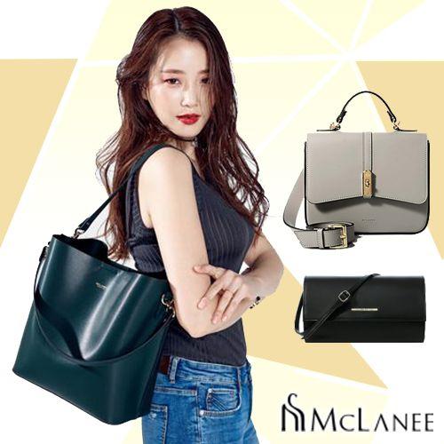 正韓 Mclanee 韓劇女主角同款 ♥ 水桶包 / 劍橋包 / 側背包