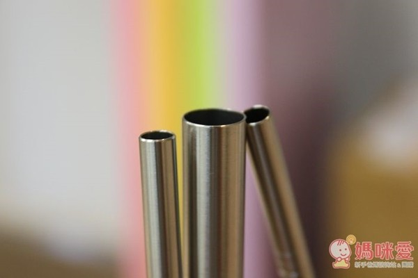 【QC館】日本鋼材食品醫療級不鏽鋼吸管 / 環保餐具袋