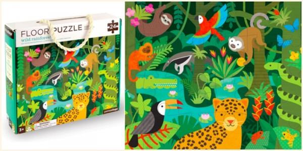 美國Petit Collage童話風拼圖