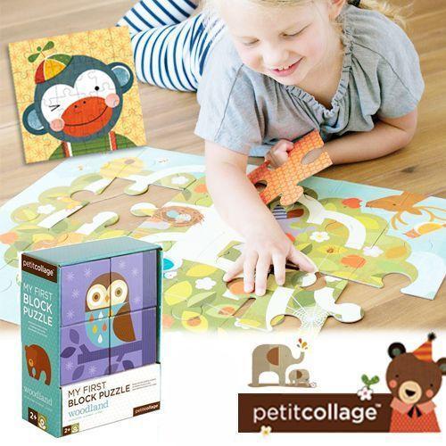 美國 Petit Collage 童話風拼圖