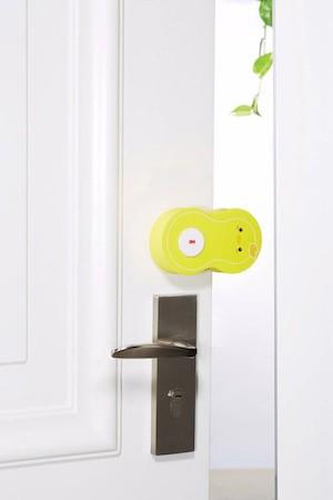 3M居家安全系列, 門檔, 旋轉門擋, 防撞條
