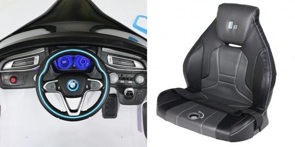 BMW I8 電動車高端版