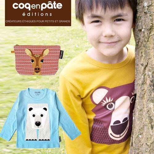 法國Coqenpate ❤ 趣味T恤 / 方方包 / 畫筆兒的家 / 包屁衣