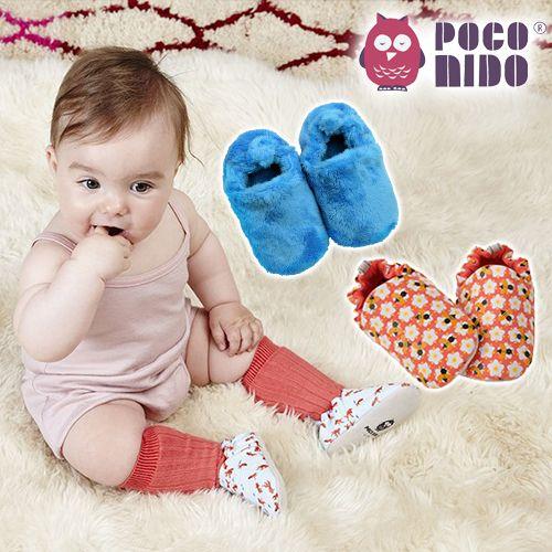 英國Poconido 手工室內鞋♥給寶寶的第一雙鞋!滿月送禮 ♥