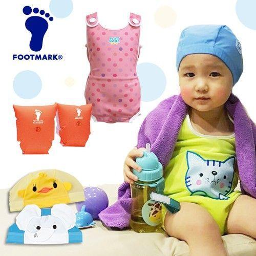 【日本 footmark x zipathon】寶貝專業泳衣泳具