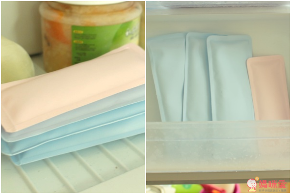 Singolo 日本專利冰袋─嬰兒涼感墊
