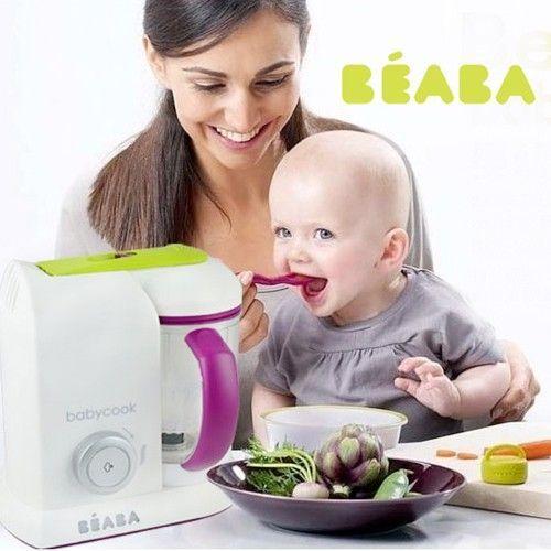 【法國 Beaba】嬰幼兒副食品調理器