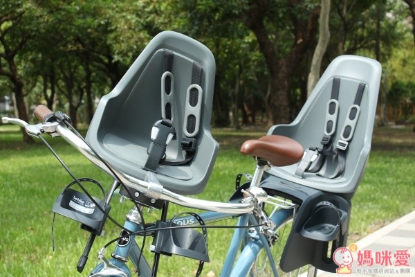 【荷蘭Bobike】頂級自行車安全座椅