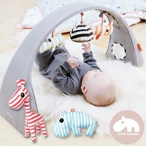 北歐設計【 DONE BY DEER 】床邊玩具系列
