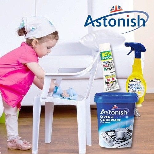 Astonish 英國潔居家清潔劑 / Azuma 黑黴剋星