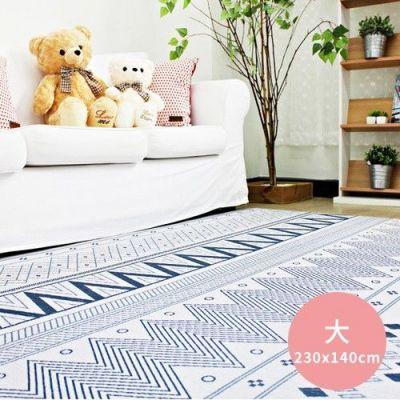 韓國 Foldaway - SKIN爬行墊-大-Modern Zig 經典條紋 (230x140cm)