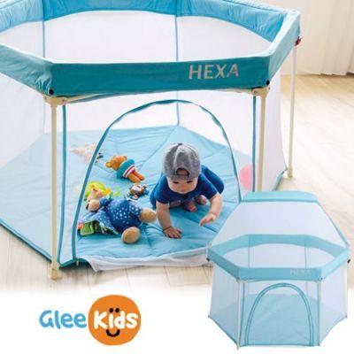 HEXA™ 海星折疊遊戲圍欄 ✭ 2 秒收納,免組裝好開收