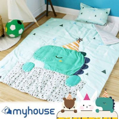 韓國製【MYHOUSE】防蟎抗敏睡袋