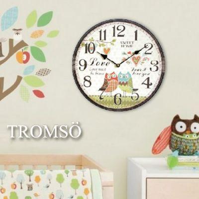 Tromso時鐘 ◈ 居家美學時尚UP!