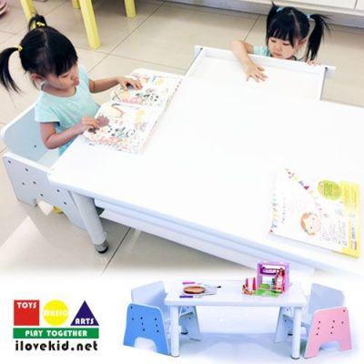【台灣 ilovekids 愛兒館】我的第一張桌子(離乳桌) / 椅子