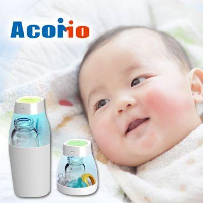 全團免運!AcoMo PS II USB 紫外線6分鐘可攜式消毒器:殺死99.9%細菌