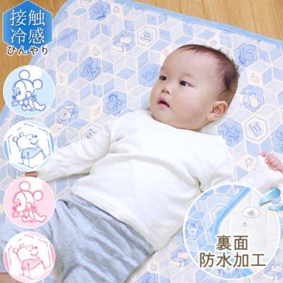 夏日戒尿布對策!日本涼感透氣防水墊 / 防水睡褲 ❄