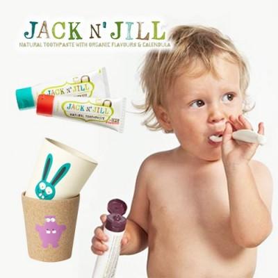 【澳洲JACK N' JILL】純天然潔牙工具大集合