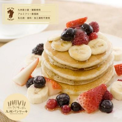 人氣排隊名店愛用★九州 Pancake 鬆餅粉