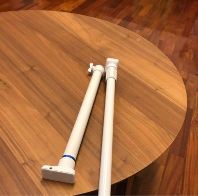 日本平安伸銅 - [最強款] 兩段式強化伸縮桿-RTW-50 (最長75cm/耐重50kg ) by Chiar