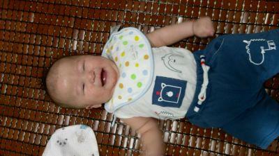 日本 Pigeon 貝親 - 嬰兒乳牙訓練牙刷-[第二階段]-8~12個月 by 莊雅貴