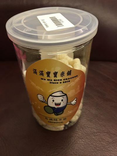 滿滿寶寶米舖 - 有機糙米餅-50g by 王菁菁