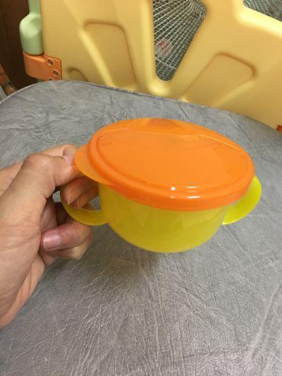 日本 Richell 利其爾 - 小餅乾保存杯 by awen