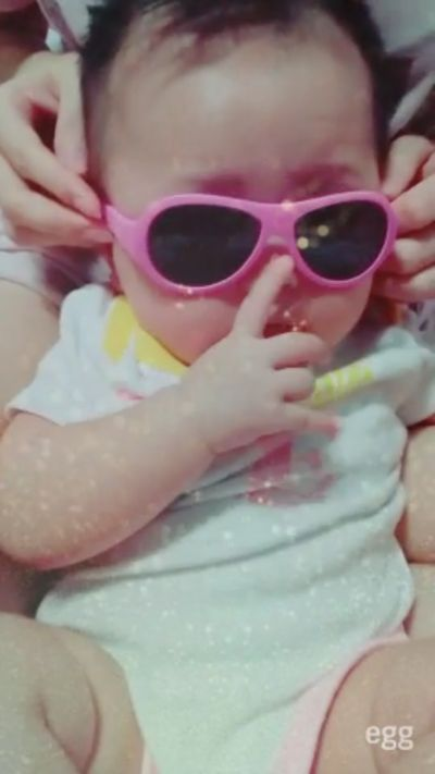 美國BABIATORS - 太陽眼鏡-芭比桃 by Charlotte Wu
