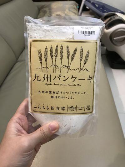 九州Pancake - 七穀原味鬆餅粉1入-200g/包 by Coco Chiang
