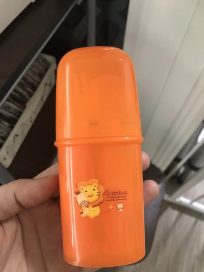 Simba 小獅王辛巴 - 環保衛生餐具組-溫暖橘 by mia
