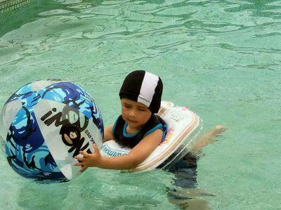 Swimava - G2初階兒童游泳圈-小船 (2-4歲,18kg以內)-腋下圈 by 樂伊媽媽
