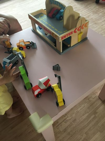 美國瑪莉莎 - MD 交通-建築車輛 by Chloe