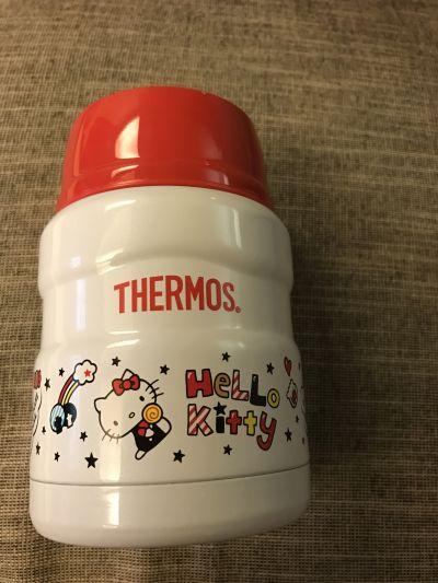 日本 THERMOS 膳魔師 - 不鏽鋼真空食物悶燒罐-夢幻樂園-470mL by Gine
