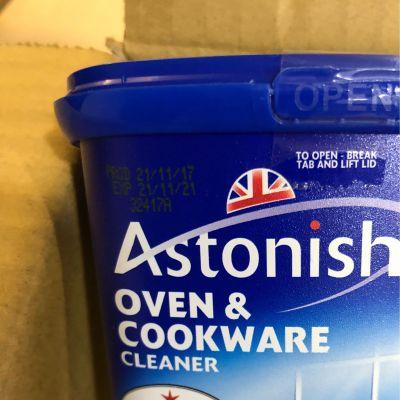 英國潔 Astonish - 速效萬用廚房去污霸-500ml/ 罐 by Winnie