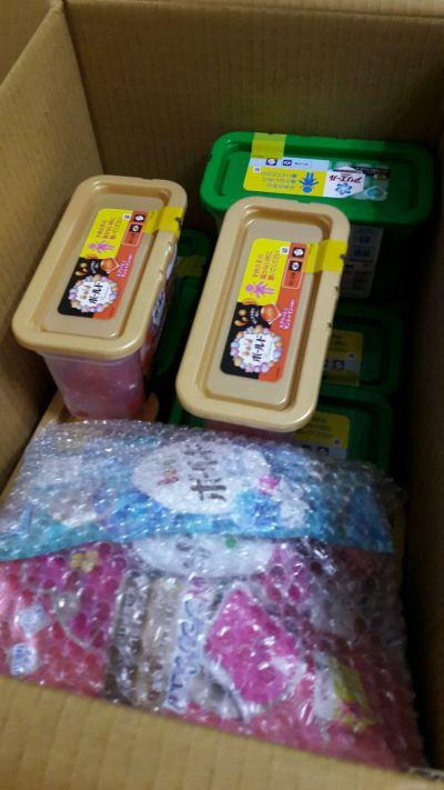日本 P&G - 洗衣膠球-粉紅牡丹花香+柔軟精-18顆入/盒 by 蔡小君