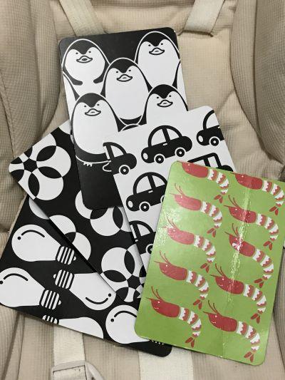 時報出版(小時報) - BABY圖卡-1歲baby動物圖卡+1歲baby交通工具圖卡-盒裝二入 by 簡慈盈