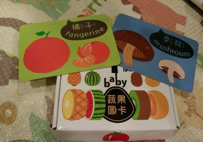 時報出版(小時報) - BABY圖卡-1歲baby動物圖卡+1歲baby交通工具圖卡-盒裝二入 by Anita Lee