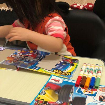 Crayola繪兒樂 - 神彩著色套裝旅行組-迪士尼公主 by Kila Miu