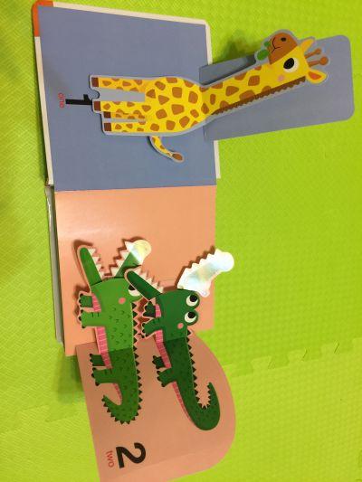 華碩文化 - 立體書套裝-公主+生日派對+數字+動物們+交通工具+恐龍-6件 by girljill