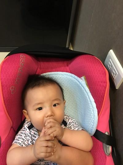 奇哥 - 立體超透氣涼墊-推車汽座+嬰兒床墊組 by Betty Chang