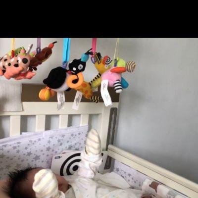 加拿大 KUSHIES ZOLO - 嬰兒床吊掛式感官玩具 by jessica