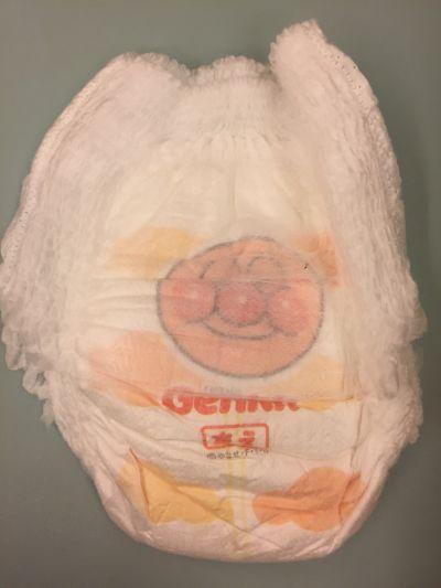 王子 Nepia - 日本境內限定Genki!麵包超人尿布-褲型 (XXL [13-25 kg])-26片x3包/箱[預購8/15出貨] by Vesta Huang